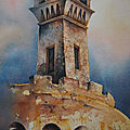 the_tower_santa_cruz_2013_38x28cm