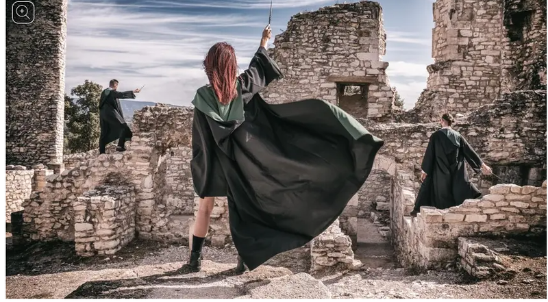 Un festival géant sur le thème d'Harry Potter dans le Vaucluse en septembre