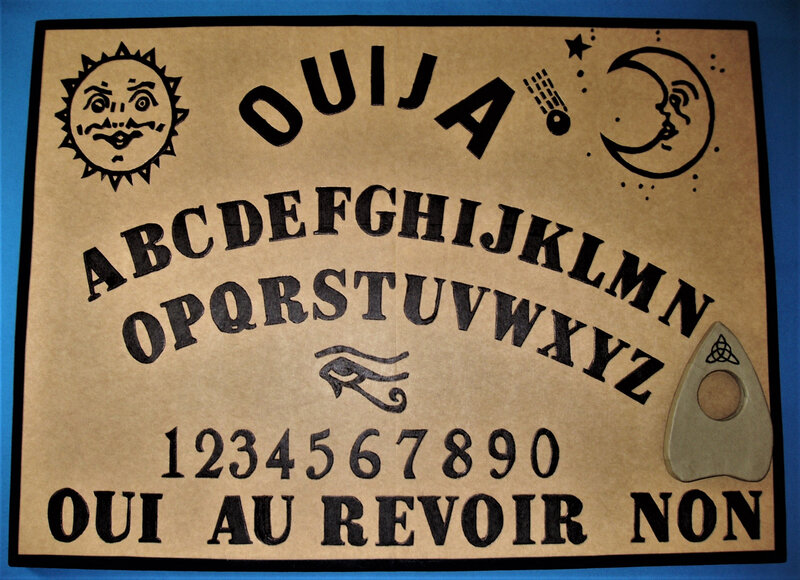 Planche OUIJA (1)