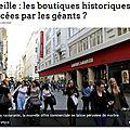 Marseille , breves actus
