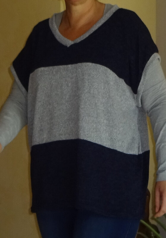 pull sans manches 0