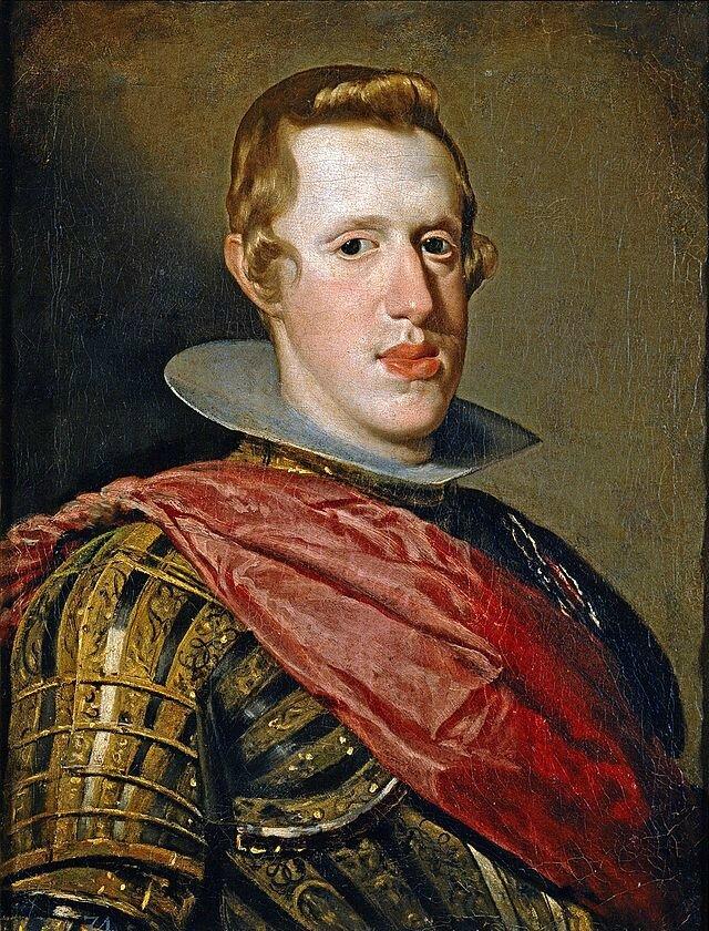 Velazquez philippe IV