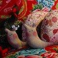 escargots et coq offerts par estelle