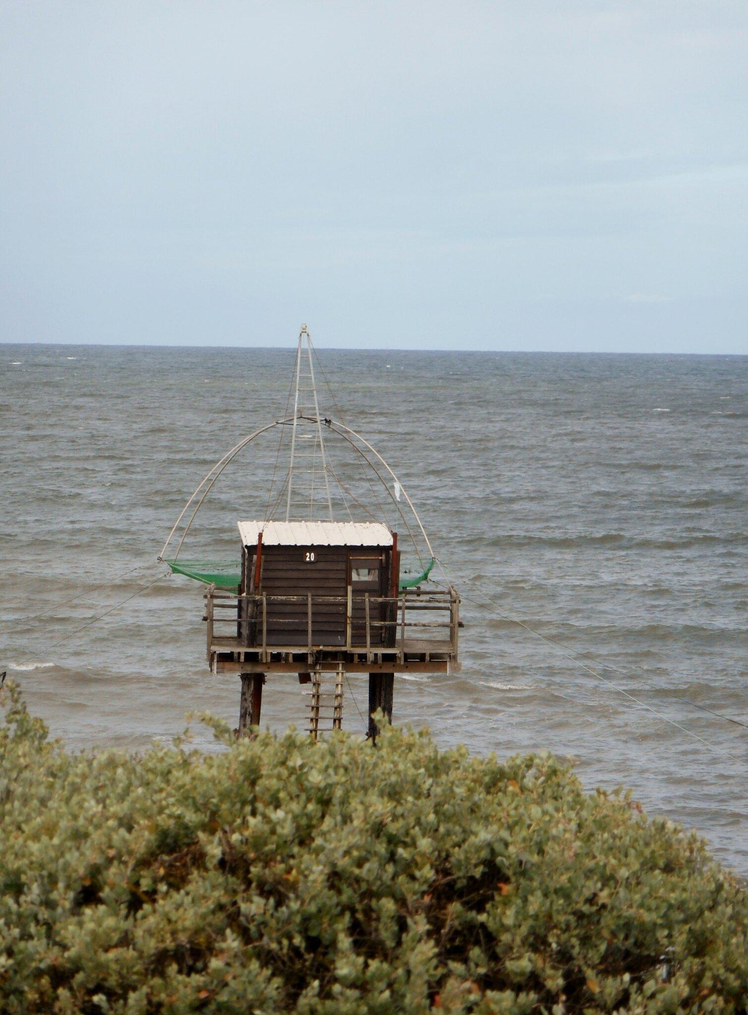 Pêcherie du Tharon