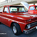 Le chevrolet c10 pick-up (1960-1966)(regiomotoclassica 2010)