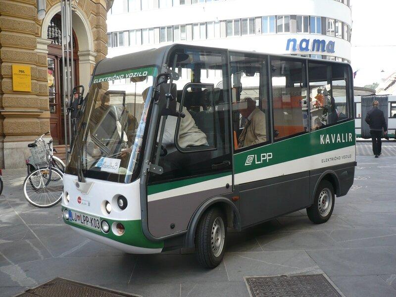 ESAGONO ENERGIA Geco Kavalir minibus urbain électrique Ljubljana (3)
