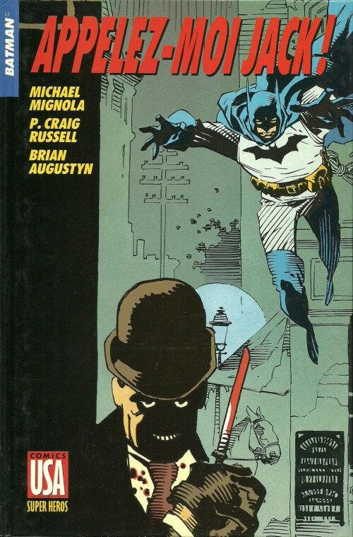 comics USA batman appelez-moi jack