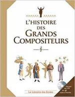 L'Histoire des grands compositeurs couv