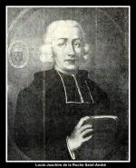 Louis-JOachim de la Roche Saint-André