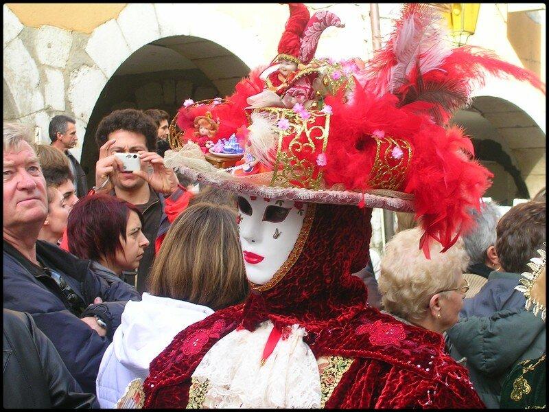 Carnaval Vénitien Annecy le 3 Mars 2007 (65)