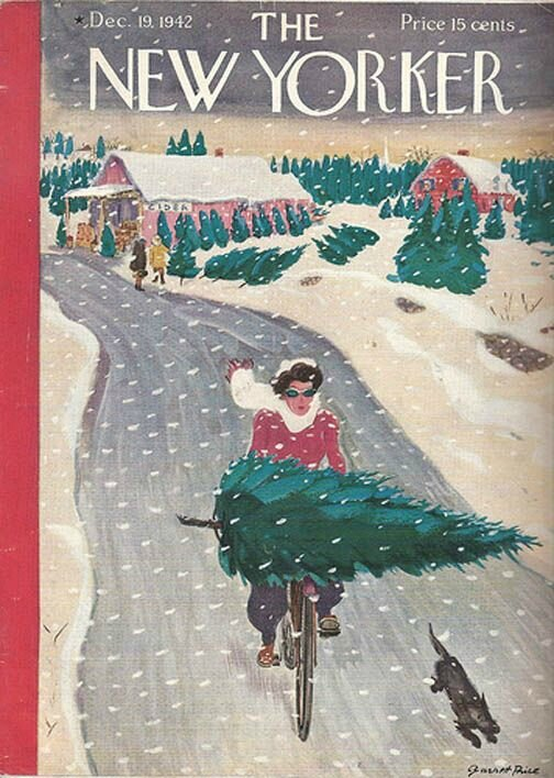 the new yorker 19 decembre 1942