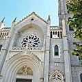 L'église de Saint Galmier (Loire)
