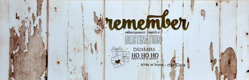 QDNAP- decembre 20 - claire scrap at home