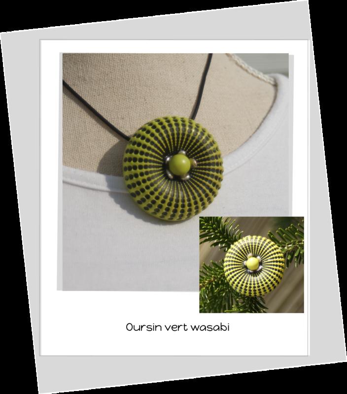 oursin vert wasabi