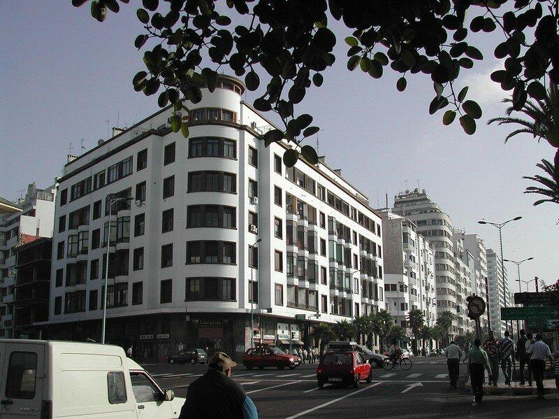 Traffic Casablanca