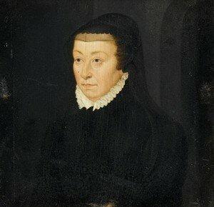 Catherine de Médicis, musée Condé