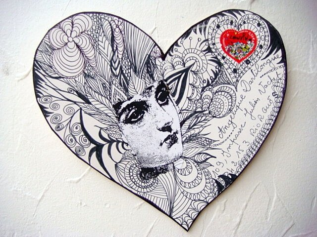 ZENTANGLE pour ANGELE