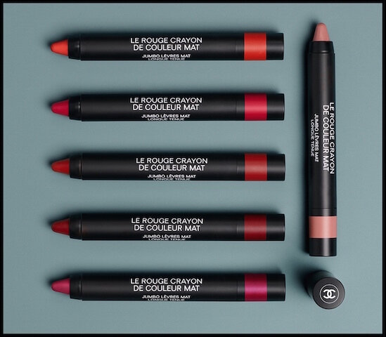 chanel rouge crayon mat