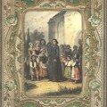 Le curé de campagne, par Stephen de la Madelaine, chez Mame, prix de Diligence remis à O. Chapellier le 19 août 1856.