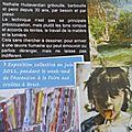 60 - publication dans un magazine d'art et de voyage