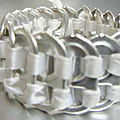 Bracelet aluminium
