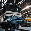 BB 67629 bleue, ateliers du dépôt de Bordeaux