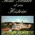 Saint-bonnet et son histoire