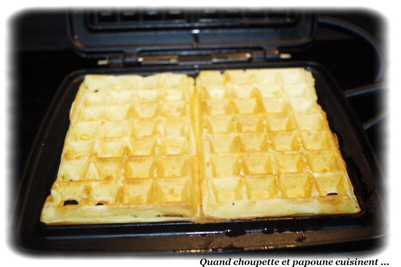 gaufres à la crème fraîche-5119