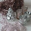 Pink and shabby xmas