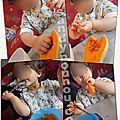 Samedi 2 novembre 2019 - muffins butternut/carottes/bananes