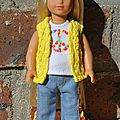 Julie - Mini American Girl - 17 cm