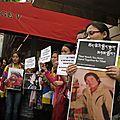 Le tibet sera libre ! retour sur le rassemblement du 1er juin