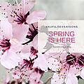 Bienvenue le printemps ! #aufildessaisons