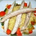 Recette couscous marocain au poisson