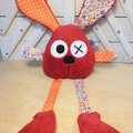 doudou_lapin_rouge_orange_rouse