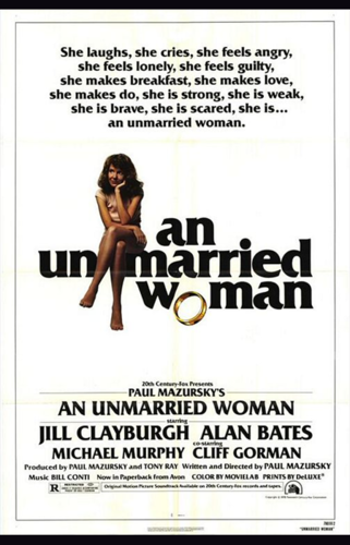 An Unmarried Woman (15 Juillet 2013)