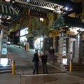 Chinatown's gate