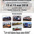 Exposition trains miniatures chelles 2018