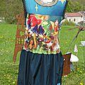 robe Alice fée EXprit de Fée