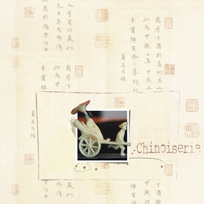 Miniature - Chinoiserie 05