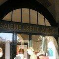 Les galeries Place des Vosges
