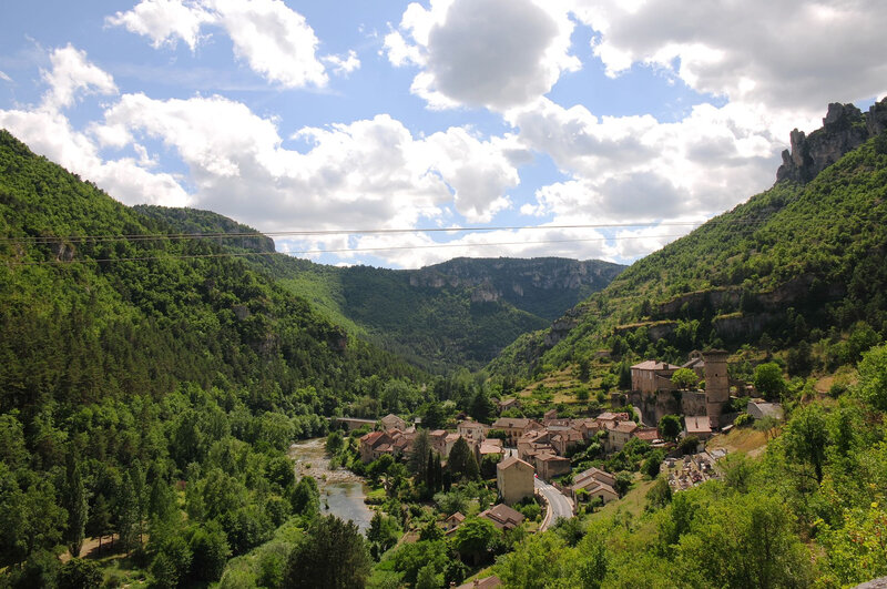 Panoramic_view_of_La_Roque-Ste-Marguerite_from_the_East_-_panoramio