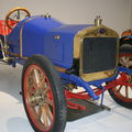 DELAGE Biplace course Type F (1908)