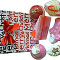 Box de Bain Merry Christmas Bomb Cosmetics