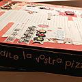 Boîte à pizza (challenge de septembre/octobre)