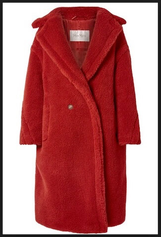 max mara manteau teddy bear 2