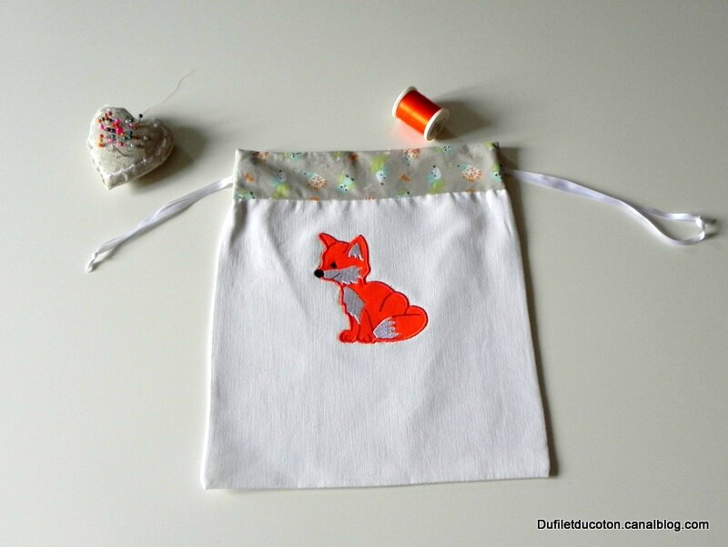 pochon renard