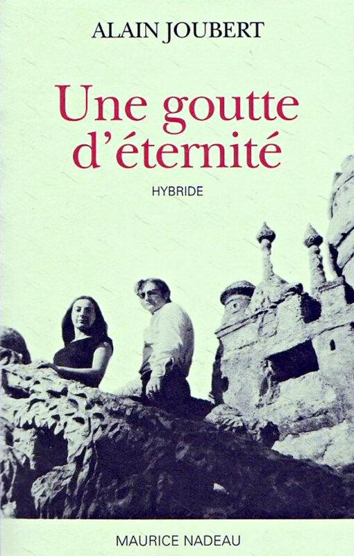 Alain Joubert - Une goutte d'éternité