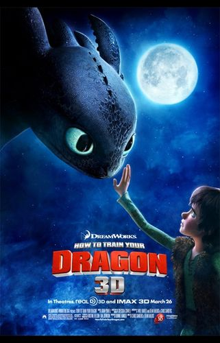 How to train your Dragon (12 Décembre 2010)