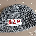 Bonnet Crochet BZH